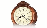 Rounded-Top Grandfather Clocks