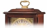 View all howard miller mantel clocks