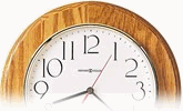 View all howard miller office clocks