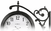 View all howard miller outdoor clocks