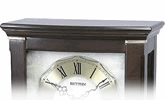 View all rhythm mantel clocks