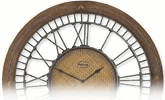 View all ridgeway wall clocks